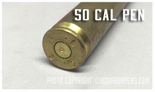 BourbonPens com - 50 Caliber Bullet Pens