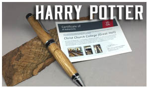 Harry Potter wood
